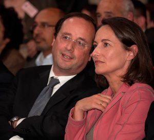 2007年まで事実婚だったフランソワとロワイヤル