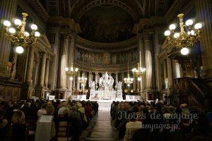 パリの教会のコンサートを簡単に予約できのをご存知ですか?