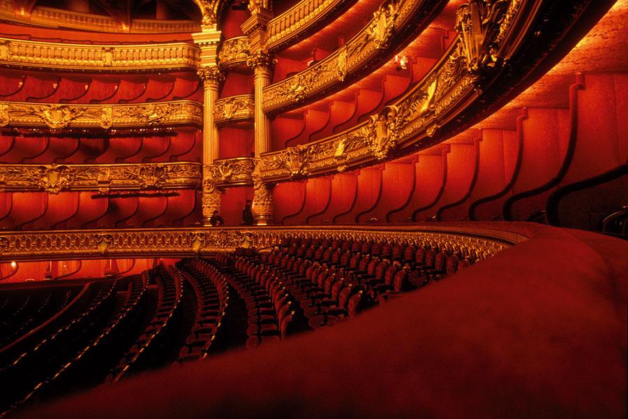 パリのオペラ、コンサート、演劇を予約する方法