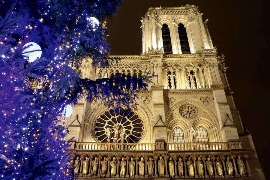 パリでクリスマスを過ごすために知っておきたい7つのこと