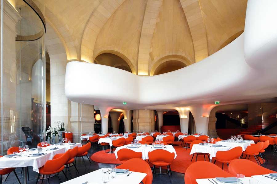 オペラ座のレストラン