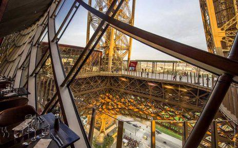 エッフェル塔のレストランle58の徹底ガイド