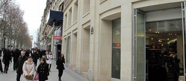 シャンゼリゼ通りはヨーロッパで最も地価が高い?